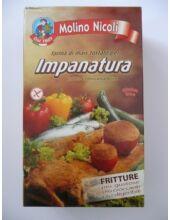 Molino Nicoli - gluténmentes panírmorzsa 380g (2205)