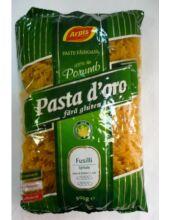 Pasta d'oro gluténmentes száraztészta - orsó 500g (1193)